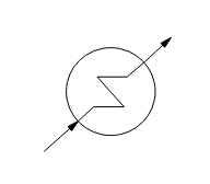P&ID交換器の記号