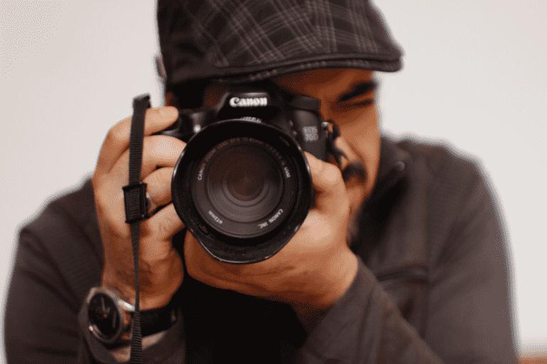 撮影大会のチラシの素材