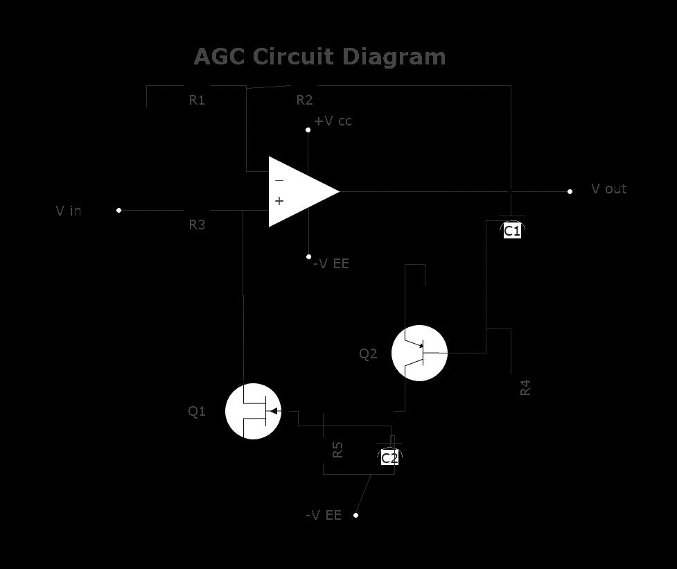 AGC回路図