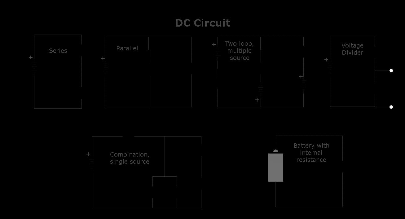 DC回路図