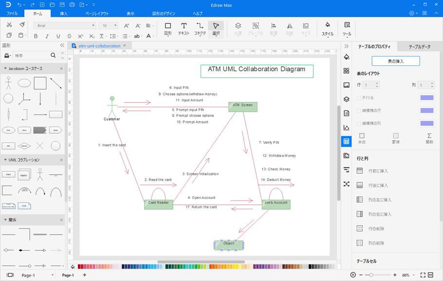 UML作図ツール