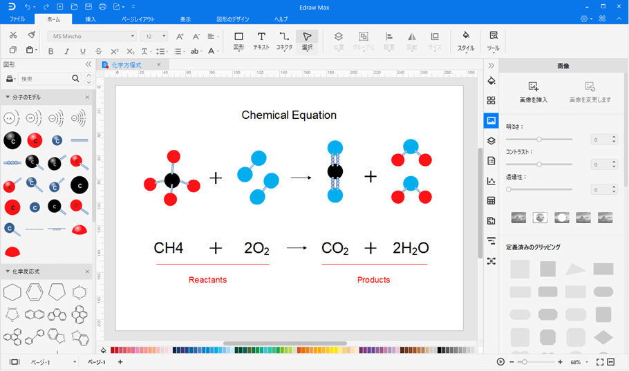 science diagram maker