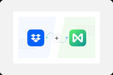 Integração com o Dropbox